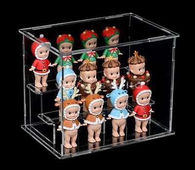 acrylic collectible figurine display case