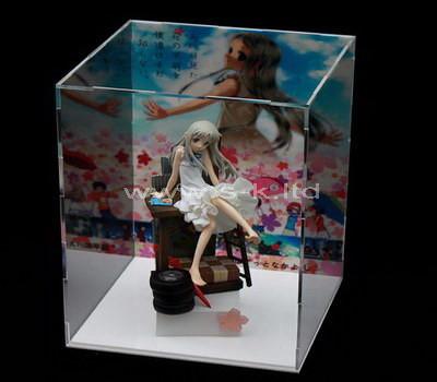 acrylic figurine case