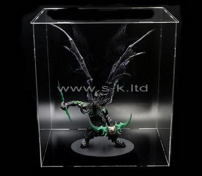 acrylic star wars action figure storage case