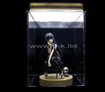 acrylic statue display case