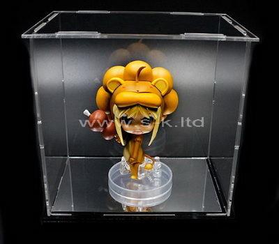 clear plastic figure display box