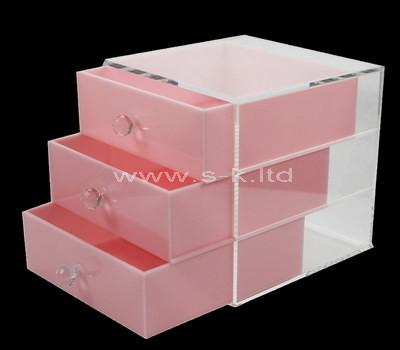 perspex drawers