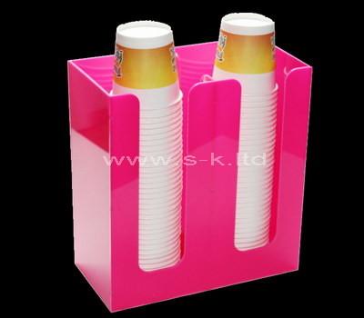 plexiglass 2 compartment box