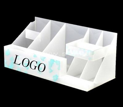 acrylic 9 compartment box