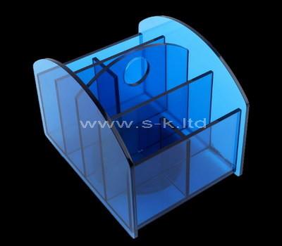 large multi compartment storage box