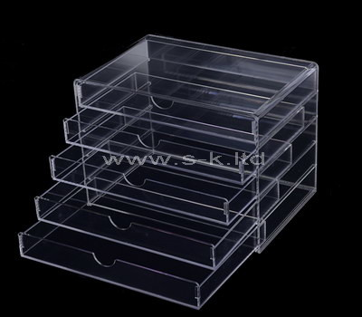 clear acrylic drawers