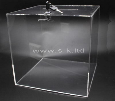 money donation box