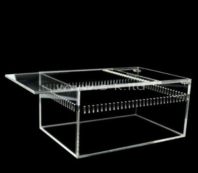 clear box display case