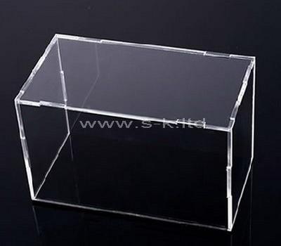 acrylic tabletop display case