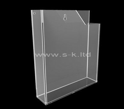 acrylic wall display case
