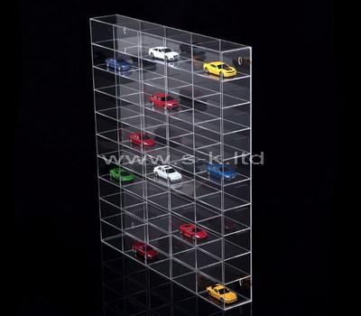 clear model car display case