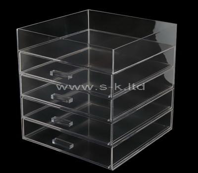 makeup storage drawer unit