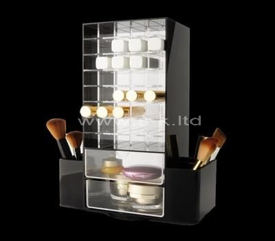 makeup cabinet with drawers
