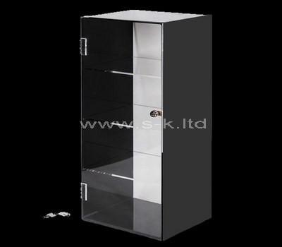 makeup storage cabinet