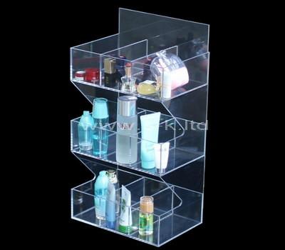 clear beauty cabinet