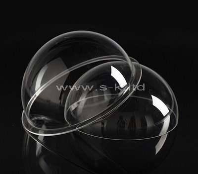 plexiglass dome display