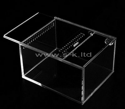 sliding box lid
