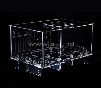computer acrylic case