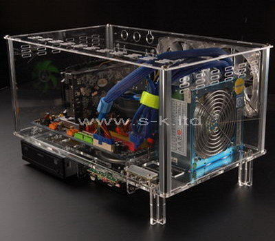 acrylic computer case kit
