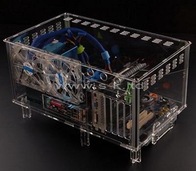 sunbeam acrylic computer case