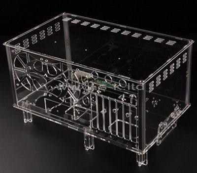 acrylic atx computer case