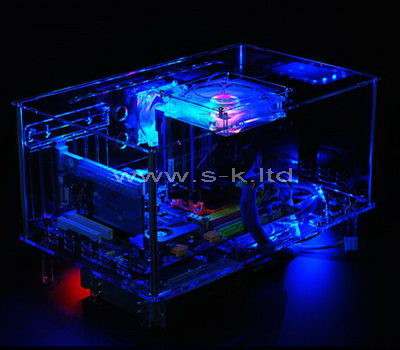 acrylic computer box