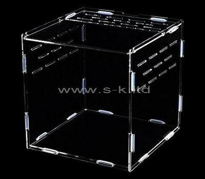 acrylic pet house