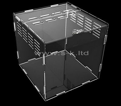 acrylic pet cage