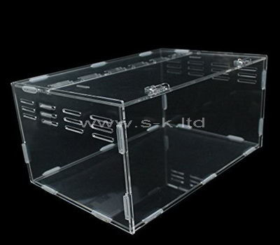 acrylic hamster cage