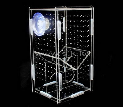 perspex hamster cage