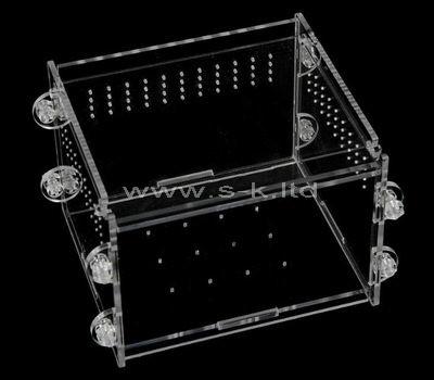 acrylic reptile box