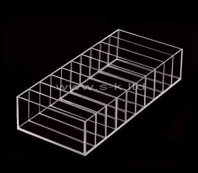 10 compartment plastic box