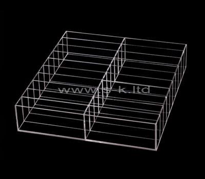 clear 18 compartment plastic box