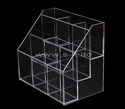 clear organizer box