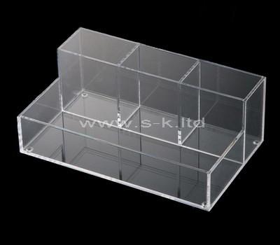 small plastic organizer box