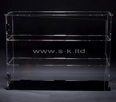 plexiglass showcase display case