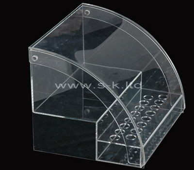 acrylic store display cabinet