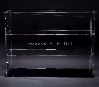 small narrow display cabinet