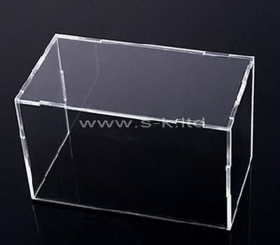 lucite tabletop display case