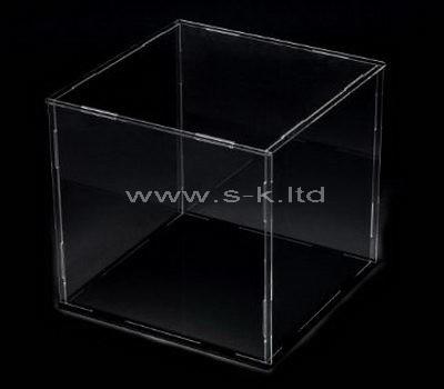 lucite square display case