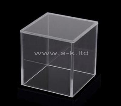 acrylic square display box