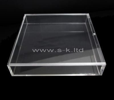 acrylic slipcase box