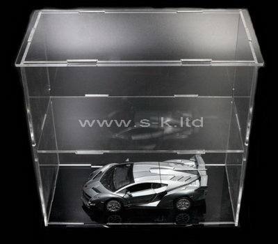 acrylic model display cases
