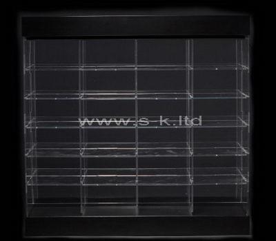 perspex store display cabinet