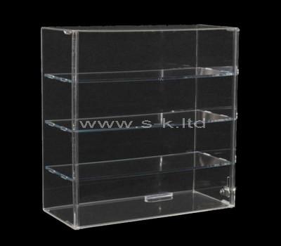 acrylic cabinet display units