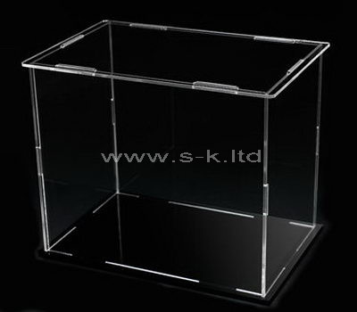 plexiglass store counter display case