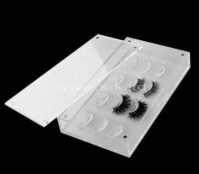 false eyelash storage