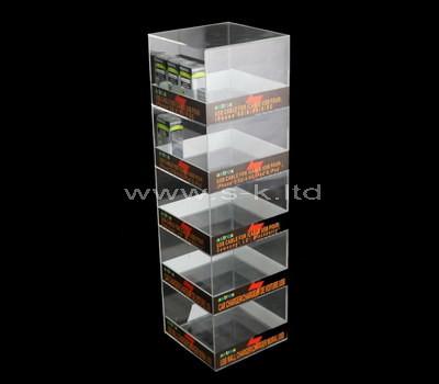 perspex makeup organizer cabinet