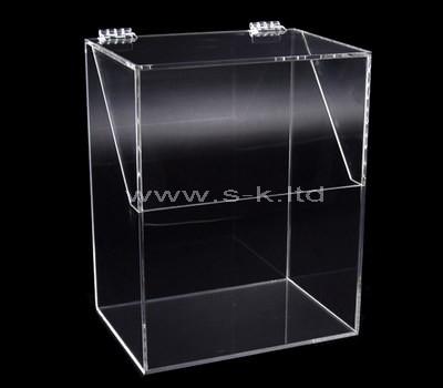 plexiglass case displays