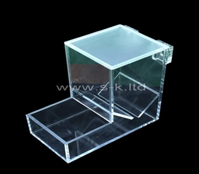 acrylic display clear boxes